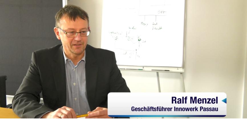 Homeoffice@innowerk im Niederbayern TV